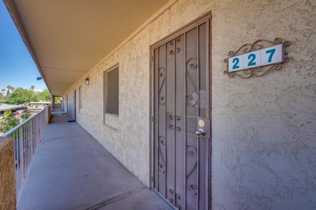 3314 N 68TH Street #227, Scottsdale, AZ 85251 (MLS #5831130) :: Lux Home Group at  Keller Williams Realty Phoenix