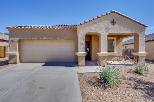 4797 S 237TH Avenue, Buckeye, AZ 85326 (MLS #5831292) :: The Garcia Group @ My Home Group