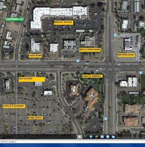 248 N Chippewa Place, Chandler, AZ 85224 (MLS #5831419) :: CC & Co. Real Estate Team