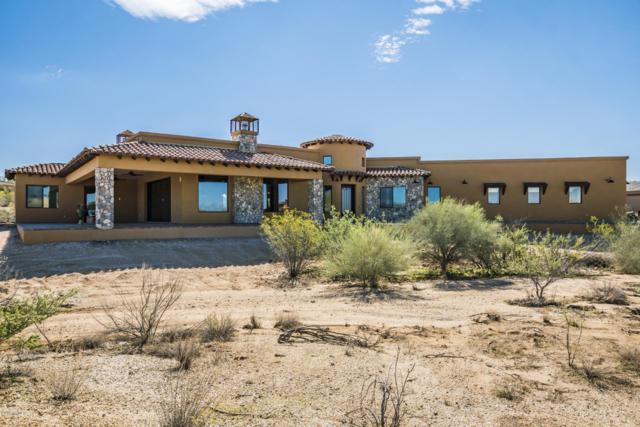 8562 E Nightingale Star Drive, Scottsdale, AZ 85266 (MLS #5831524) :: The Garcia Group @ My Home Group
