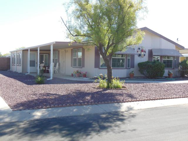 1993 S Indiana Drive, Casa Grande, AZ 85194 (MLS #5831526) :: The Daniel Montez Real Estate Group
