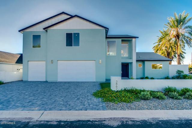 3862 N 51ST Street, Phoenix, AZ 85018 (MLS #5831536) :: The Wehner Group