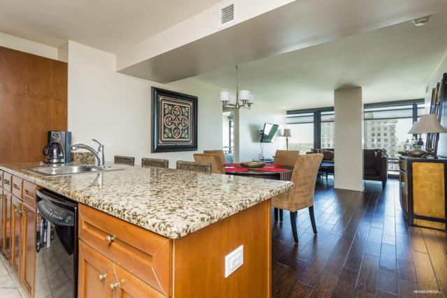 4808 N 24TH Street #1027, Phoenix, AZ 85016 (MLS #5831548) :: Keller Williams Legacy One Realty