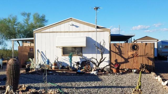 22434 W Cheri Ann Lane, Wittmann, AZ 85361 (MLS #5831554) :: The Daniel Montez Real Estate Group
