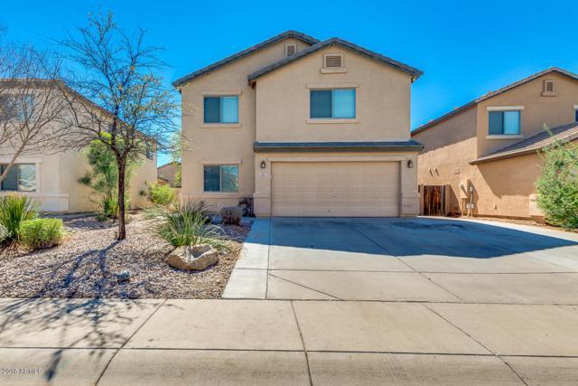 345 W Jersey Way, San Tan Valley, AZ 85143 (MLS #5831576) :: The Garcia Group @ My Home Group