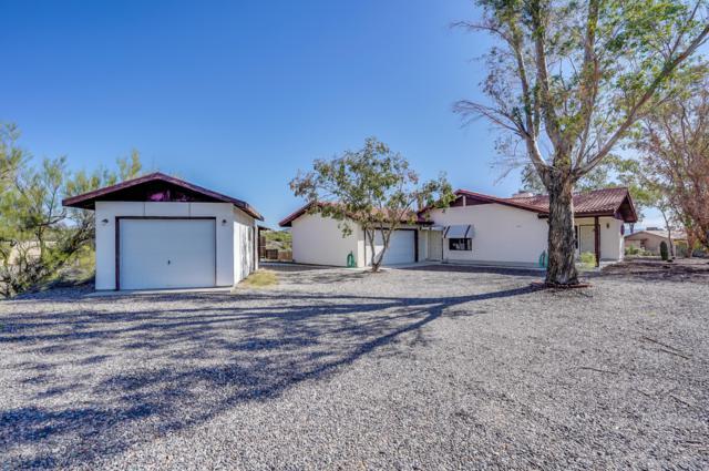1214 N Forty, Wickenburg, AZ 85390 (MLS #5831800) :: The Daniel Montez Real Estate Group