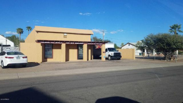 304 E 3RD Street E, Casa Grande, AZ 85122 (MLS #5831906) :: The Daniel Montez Real Estate Group