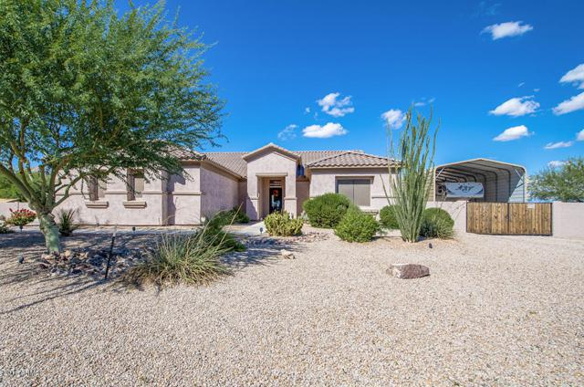 6898 W Palomino Way, Coolidge, AZ 85128 (MLS #5831932) :: Yost Realty Group at RE/MAX Casa Grande