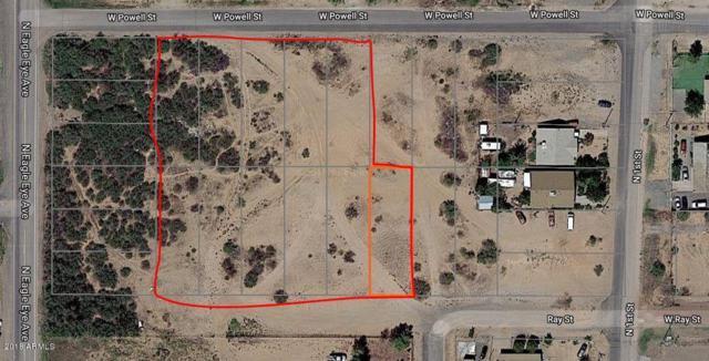 0 N Eagle Eye Ave/ 60 Frwy Road, Aguila, AZ 85320 (MLS #5831935) :: The Daniel Montez Real Estate Group