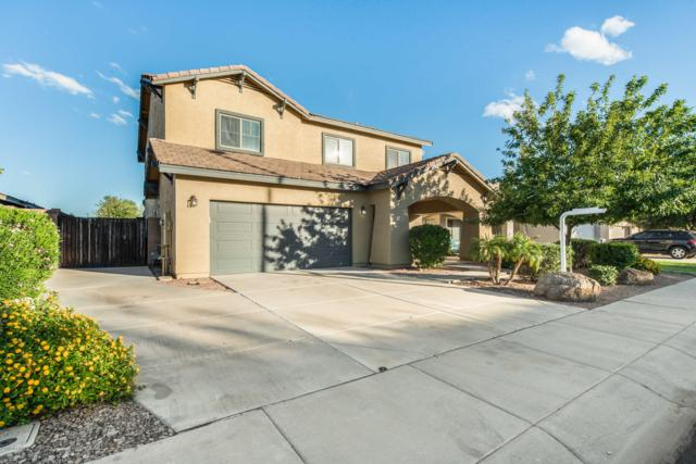 6359 S Legend Court, Gilbert, AZ 85298 (MLS #5831992) :: Group 46:10
