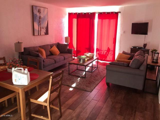 3314 N 68TH Street #214, Scottsdale, AZ 85251 (MLS #5832027) :: The Garcia Group @ My Home Group