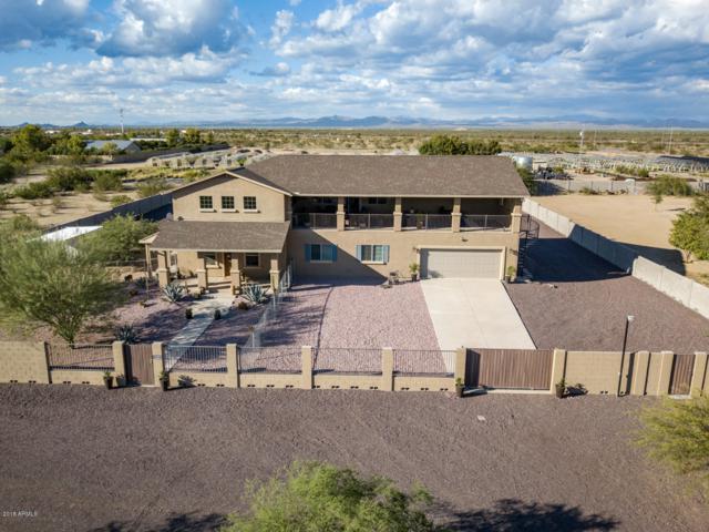 20128 W Steed Ridge Road, Wittmann, AZ 85361 (MLS #5832031) :: The Daniel Montez Real Estate Group