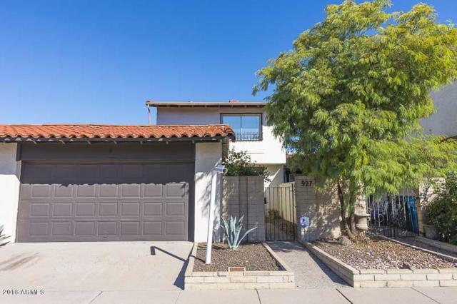 927 W Mission Lane, Phoenix, AZ 85021 (MLS #5832111) :: Yost Realty Group at RE/MAX Casa Grande