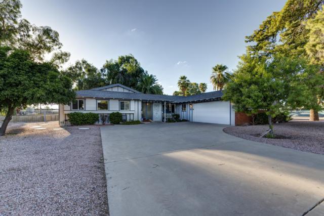 802 S Saranac Avenue, Mesa, AZ 85208 (MLS #5832157) :: The Garcia Group @ My Home Group