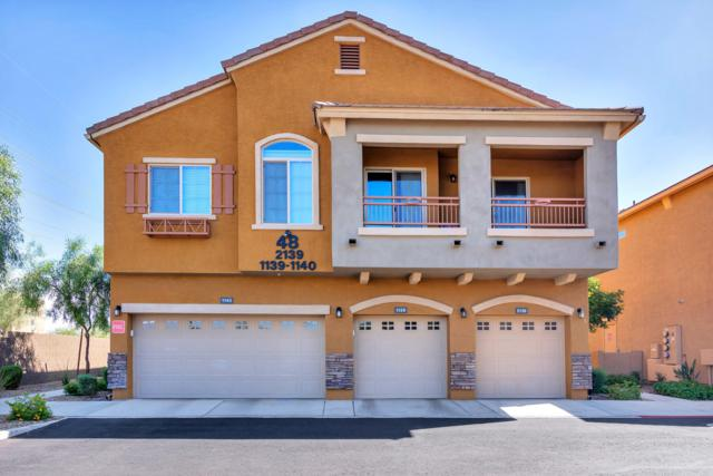 2150 W Alameda Road #1140, Phoenix, AZ 85085 (MLS #5832182) :: The Garcia Group