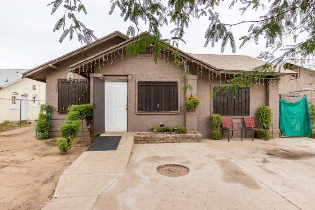421 N 13TH Place, Phoenix, AZ 85006 (MLS #5832765) :: Lifestyle Partners Team
