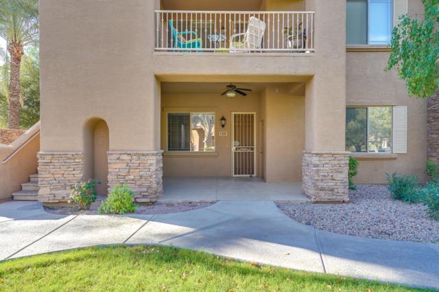 2155 N Grace Boulevard #125, Chandler, AZ 85225 (MLS #5832809) :: Keller Williams Legacy One Realty