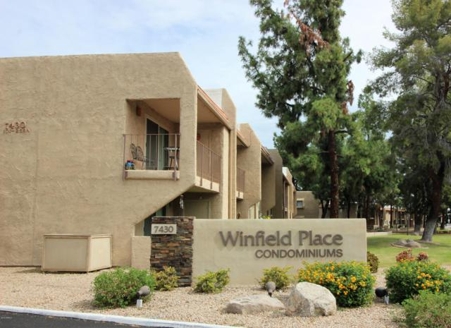 7430 E Chaparral Road A118, Scottsdale, AZ 85250 (MLS #5832860) :: The Garcia Group @ My Home Group