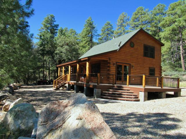 22367 S Eagle Mine Road, Crown King, AZ 86343 (MLS #5832999) :: The Daniel Montez Real Estate Group