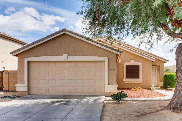 12437 N 127TH Drive, El Mirage, AZ 85335 (MLS #5833013) :: The Garcia Group @ My Home Group