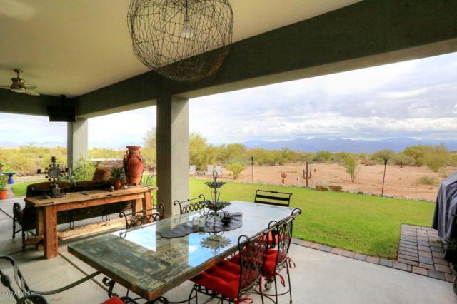 15716 E Mark Lane, Scottsdale, AZ 85262 (MLS #5833020) :: Desert Home Premier