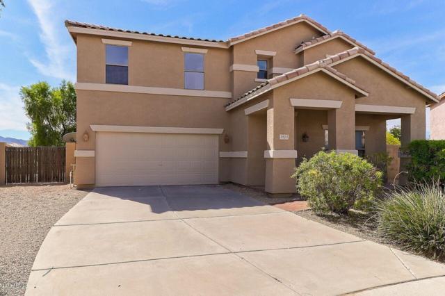 2631 W Bloch Road, Phoenix, AZ 85041 (MLS #5833043) :: The Garcia Group @ My Home Group