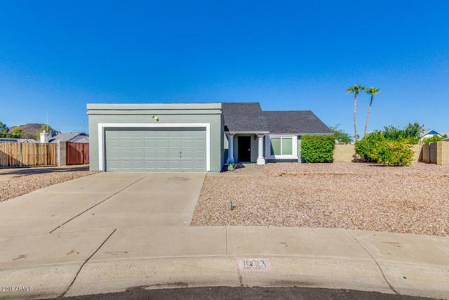 19013 N 46TH Avenue, Glendale, AZ 85308 (MLS #5833262) :: The Garcia Group @ My Home Group