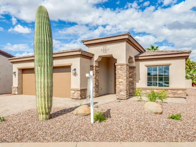 5826 E Montara Place, Mesa, AZ 85215 (MLS #5833272) :: Realty Executives