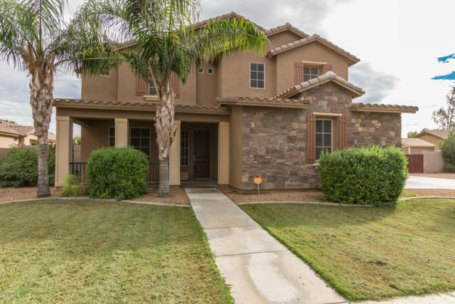 19247 E Domingo Road, Queen Creek, AZ 85142 (MLS #5833285) :: The Everest Team at My Home Group