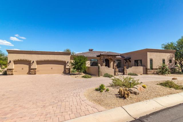 27117 N Sandstone Springs Road, Rio Verde, AZ 85263 (MLS #5833295) :: Brett Tanner Home Selling Team
