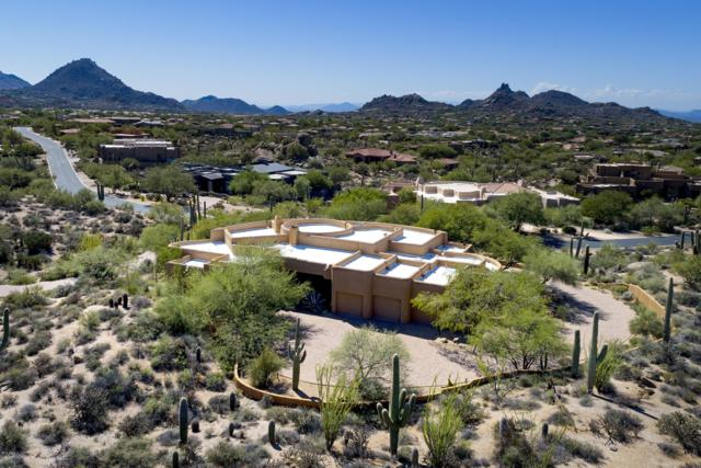 11124 E Cinder Cone Trail, Scottsdale, AZ 85262 (MLS #5833320) :: My Home Group