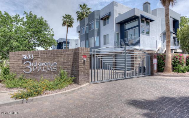 3363 N 3 Avenue #1108, Phoenix, AZ 85013 (MLS #5833335) :: The Garcia Group @ My Home Group
