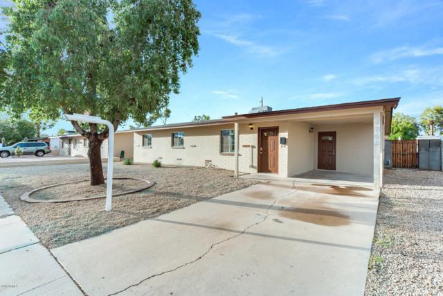 7844 E Beatrice Street, Scottsdale, AZ 85257 (MLS #5833374) :: Arizona Best Real Estate