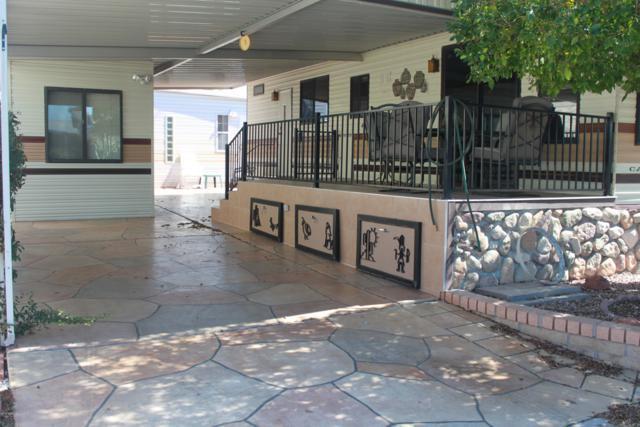 111 S Greenfield Road #576, Mesa, AZ 85206 (MLS #5833380) :: Arizona Best Real Estate