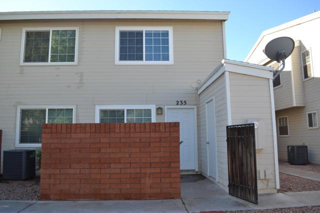 2301 E University Drive #235, Mesa, AZ 85213 (MLS #5833430) :: Arizona Best Real Estate