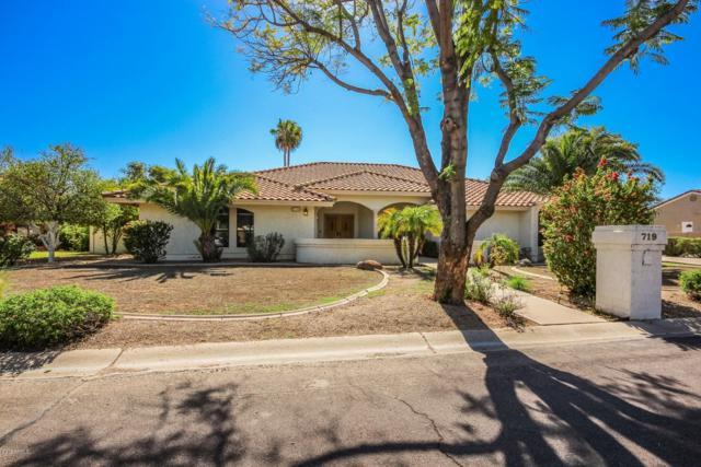 719 E Fairway Drive, Litchfield Park, AZ 85340 (MLS #5833437) :: Five Doors Network