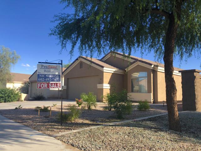 37479 W Amalfi Avenue, Maricopa, AZ 85138 (MLS #5833467) :: My Home Group
