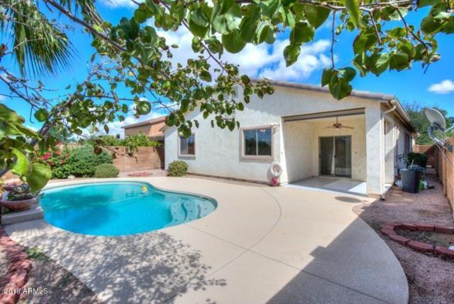 20603 N Marina Avenue, Maricopa, AZ 85139 (MLS #5833470) :: My Home Group