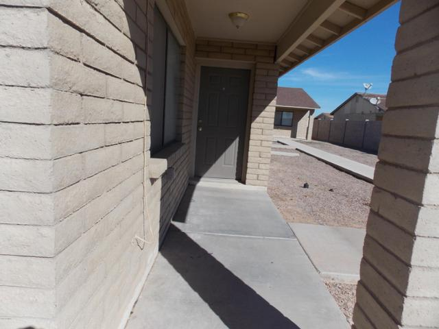 10025 W Lynx Drive, Arizona City, AZ 85123 (MLS #5833510) :: Lifestyle Partners Team
