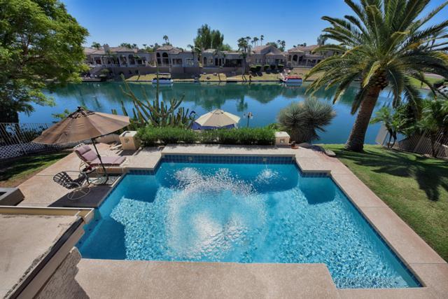 10235 E Cochise Drive, Scottsdale, AZ 85258 (MLS #5833540) :: Lucido Agency