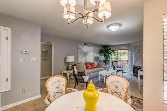 11011 N 92ND Street #1155, Scottsdale, AZ 85260 (MLS #5833545) :: The Wehner Group
