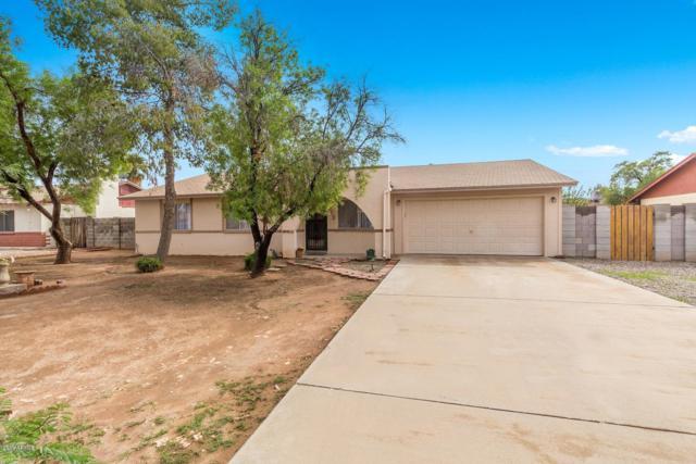 513 E Vekol Road, Casa Grande, AZ 85122 (MLS #5833646) :: Yost Realty Group at RE/MAX Casa Grande