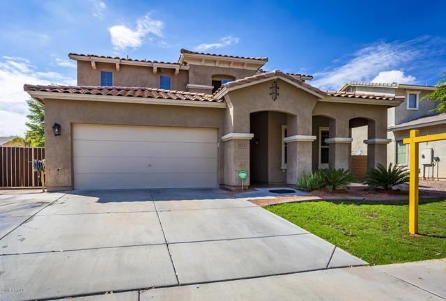 8123 W Florence Avenue, Phoenix, AZ 85043 (MLS #5833871) :: The Jesse Herfel Real Estate Group