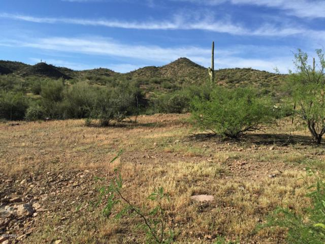 55540 N Castle Hot Springs Road Road, Morristown, AZ 85342 (MLS #5833891) :: Riddle Realty Group - Keller Williams Arizona Realty