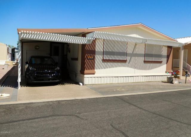 17200 W Bell Road #1659, Surprise, AZ 85374 (MLS #5833923) :: The Daniel Montez Real Estate Group