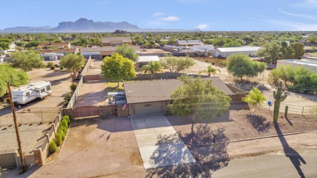 705 N 101ST Place, Mesa, AZ 85207 (MLS #5833925) :: Lifestyle Partners Team