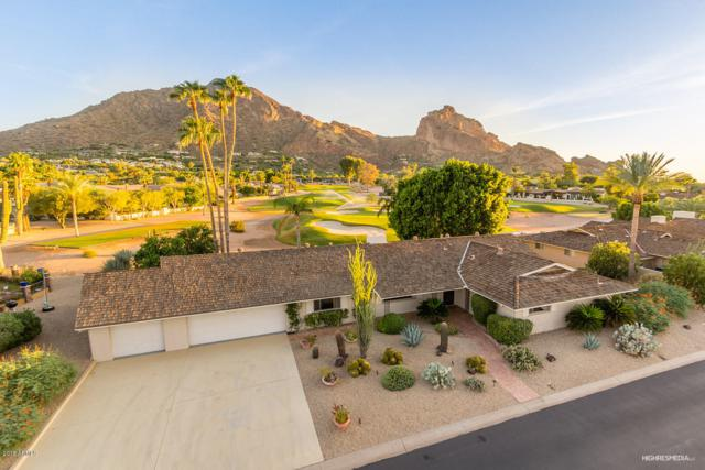 5525 E Lincoln Drive #126, Paradise Valley, AZ 85253 (MLS #5834048) :: CC & Co. Real Estate Team