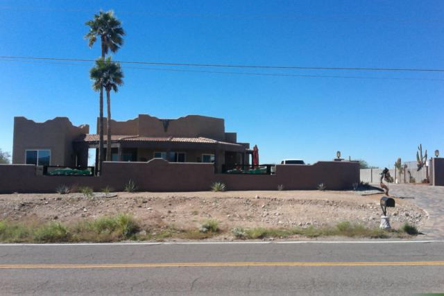 318 S Goldfield Road, Apache Junction, AZ 85119 (MLS #5834167) :: Realty Executives