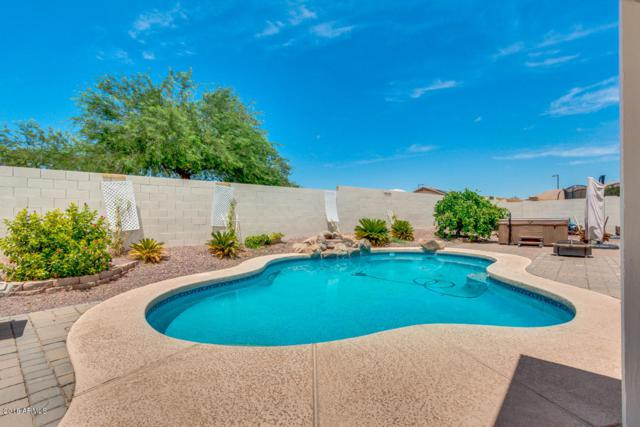 1464 S 226TH Drive, Buckeye, AZ 85326 (MLS #5834204) :: The Garcia Group