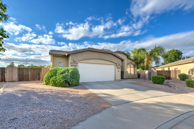 2030 E Bellerive Place, Chandler, AZ 85249 (MLS #5834300) :: The Garcia Group